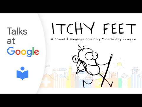 "Malachi Rempen ""Itchy Feet"" 