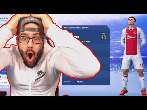 BIGGEST TRANSFER WINDOW STEAL EVER! FIFA 19 Career Mode AJAX