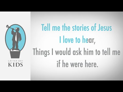 Tell Me the Stories of Jesus - Karaoke