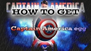 How To Get The Captain America Egg! | 2019 Roblox Egg Hunt