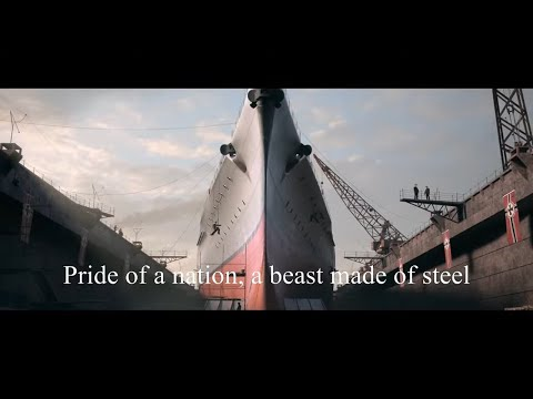 Sabaton - Bismarck (Lyrics Video)