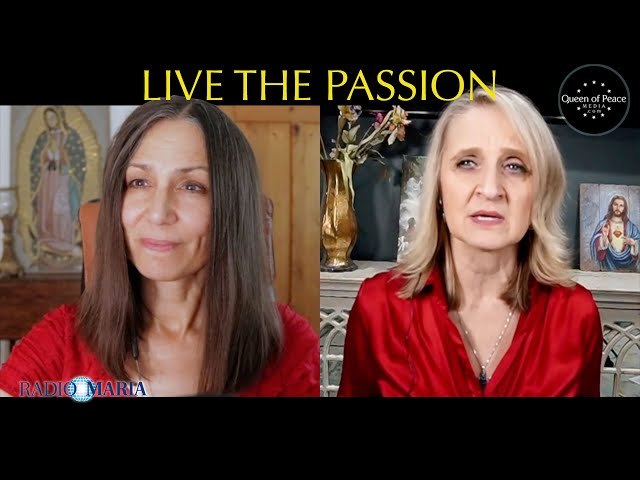 Enter the Hours of the Passion of Christ Like Never Before with Servant of God, Luisa Piccarreta