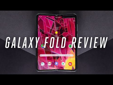 Samsung Galaxy Fold review: broken dream