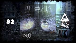 AXHEL - UTOPIA [ALBUM] #82 Dubstep Mix EDM electronic dance music records 2014