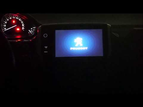 Peugeot 208/2008/308 Fix Auto Mute Problem - SMEG Update To The Latest Version