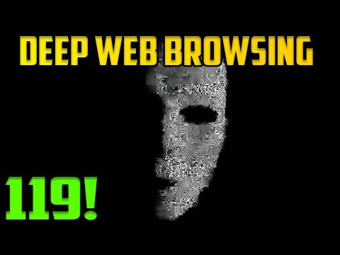 THE PSYCHO FACEBOOK!?! - Deep Web Browsing 119