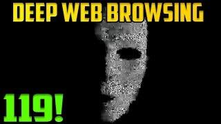 THE PSYCHO FACEBOOK!?! - Deep Web Browsing 119