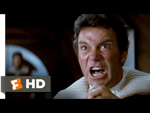 Star Trek: The Wrath of Khan 28 Movie   Khan, You Bloodsucker 1982 HD