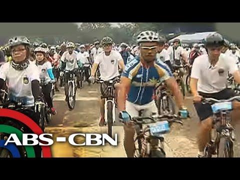 TV Patrol: 'Padyak laban sa iligal na droga,' isinagawa sa Calabarzon