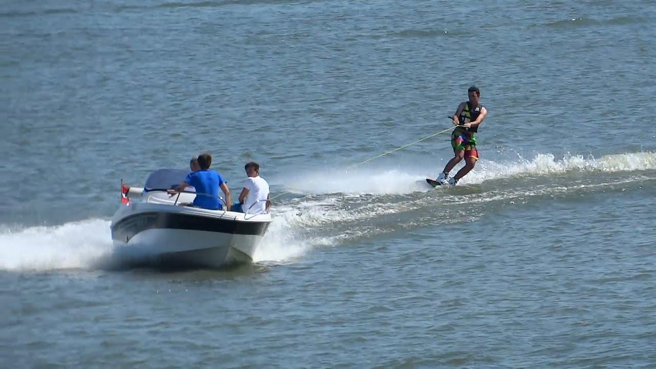 turboswing waterskiën