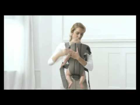 YouTube - BabyBjörn Baby Carrier Instruction Video.mpg.flv