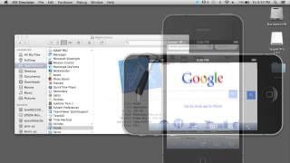 Web Design Tutorial: Use Xcode