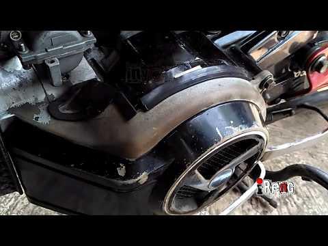 Bikin suara peluit atau suara sawangan pada motor F1ZR ala Ireng setiawan
