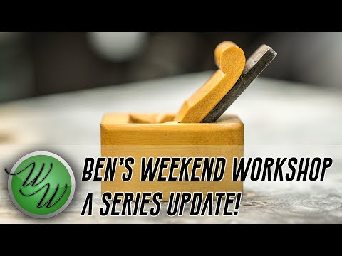What's Going on with the Weekend Workshop Video Series?