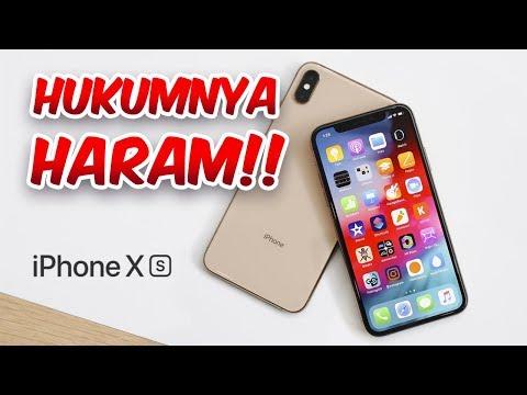 HUKUMNYA HARAM!!! 5 ALASAN JANGAN BELI IPHONE XS MAX thumbnail