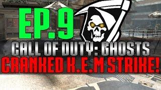 """""""LEKKER?"""" - GHOSTS LIVE CRANKED K.E.M Strike Ep.9"""