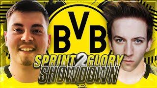 FIFA 19: BORUSSIA DORTMUND Sprint to Glory Showdown vs. FIFATOUR!! ⚔️💥