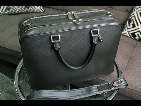 cd2159f4afc Louis vuitton neo alexander taiga bag tour youtube jpg 480x360 Taiga neo
