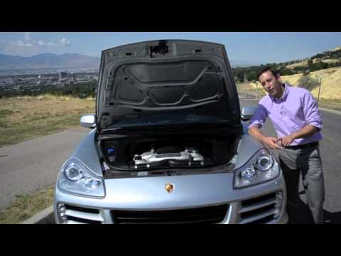 battery care on your porsche cayenne youtube. Black Bedroom Furniture Sets. Home Design Ideas