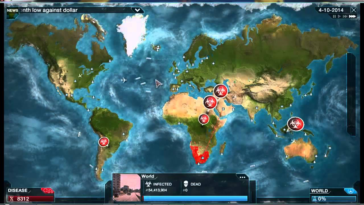 How to Hack Plague Inc DNA Points PC - YouTube