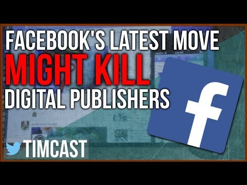 FACEBOOK'S MOVE COULD SEVERELY DAMAGE DIGITAL MEDIA