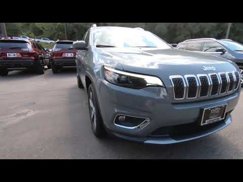 2019 Jeep Cherokee 4x4 - New SUV For Sale - St. Paul, MN
