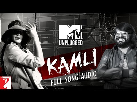 MTV Unplugged - Kamli   Shilpa Rao   Javed Ali   Pritam   Dhoom:3