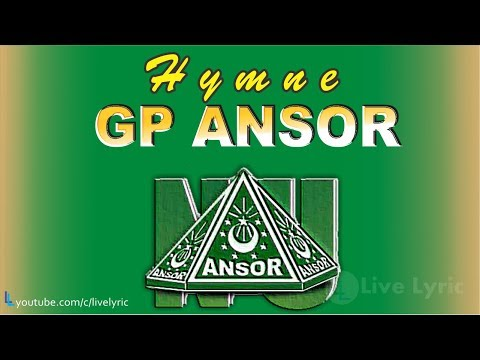 HYMNE GP ANSOR  (Lagu dan Lirik)