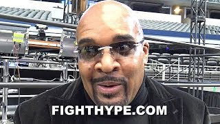 """LEONARD ELLERBE, WATCHED SPENCE SPAR MAYWEATHER, EXPLAINS WHY HE'LL """"PUNISH"""" MIKEY GARCIA"""
