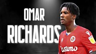 Omar richards is simply sensational