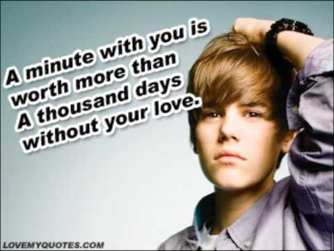♥ Justin Bieber Quotes ♥ Quote graphics ♥ Love quotes ♥ www.lovemyquotes.com ♥