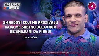 INTERVJU: Vaso Bakočević - Smradovi koji me prozivaju, kad me sretnu ne smeju da pisnu! (24.2.2020)