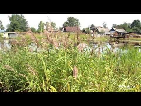 Затопленные окрестности биробиджанской
