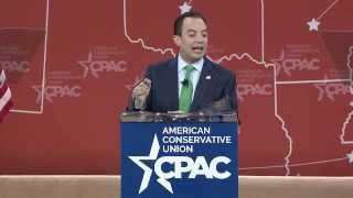 Reince Priebus, Republican National Committee CPAC 2015