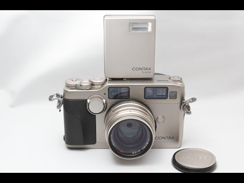 Contax G2 Rangefinder Film Camera Body (tested With Contax Planar 45mm )