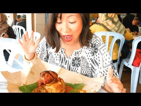 Mouthwatering NASI KUKUS-  Malay food in MALAYSIA | Food and Travel Channel | Selangor, Malaysia