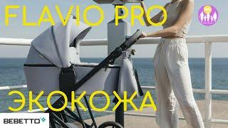 Bebetto Favio Pro в экокоже. Цвета. И в общем про Bebetto. DKS