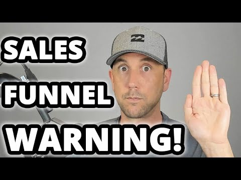 WARNING! The Sales Funnel SCAM You Must Be Aware Of & The Conspiracy After Your Hard Earned Money