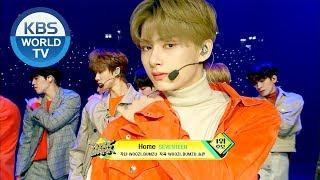 SEVENTEEN(세븐틴) - HOME [Music Bank / 2019.02.08]