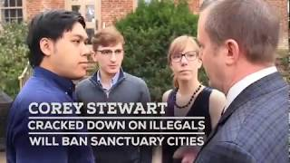 Corey Stewart for Governor- TV Ad