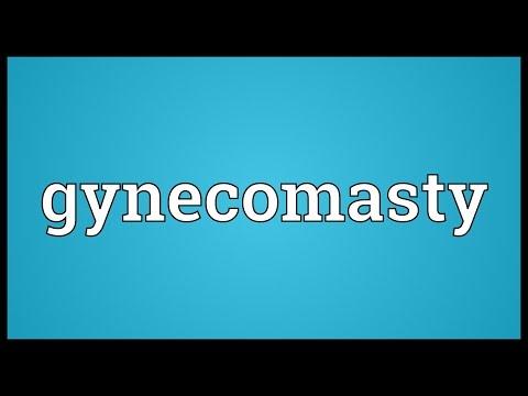 Header of gynecomasty