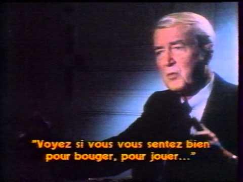 Cinéma Cinémas - Speciale Hitchcock - James Stewart - 1984