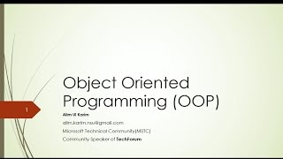C# Object Oriented Programming Basic to Advance