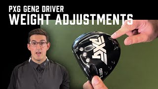 Customizing PXG's GEN2 Driver For Your Swing