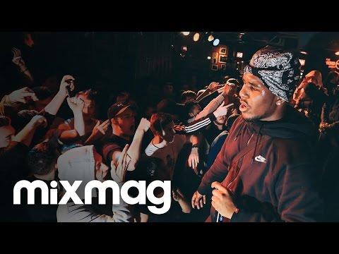 NOVELIST (cypher) grime set @ Mixmag Live