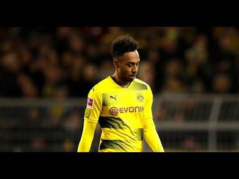 Pierre Emerick Aubameyang hits out at German media after Borussia Dortmund striker's new