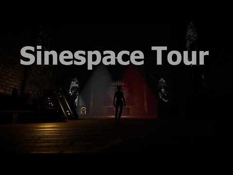 Sinespace Tour with Adam Frisby - Monday, March 5th @ 5am PST