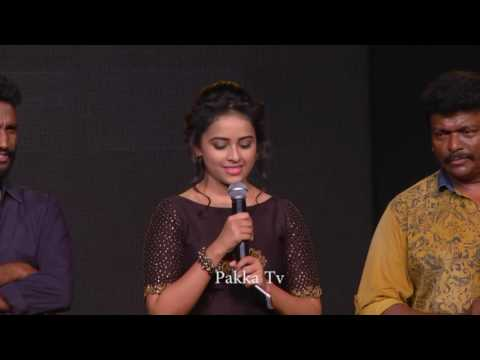 Actress Sri Divya Speech About Maaveeran...