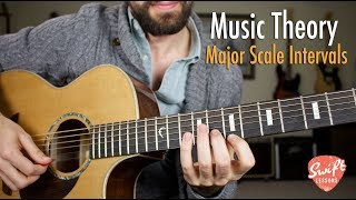 Intervals of the Two Octave Major Scale - You NEED to Know This!