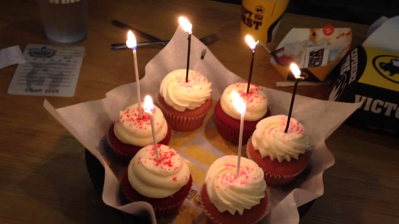 Sparkler Birthday Candles